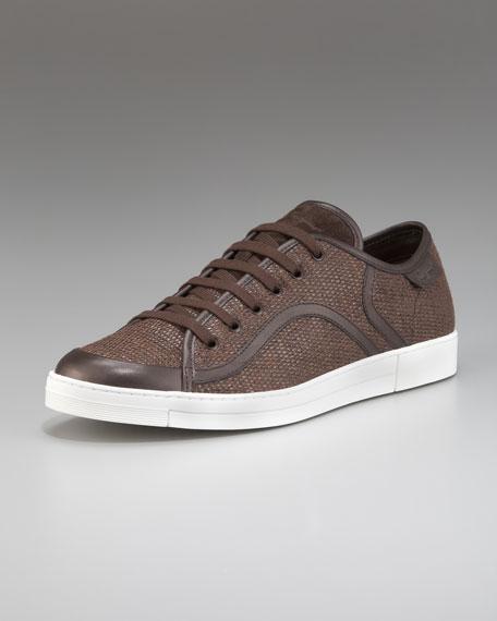 Biarritz Textured Sneaker