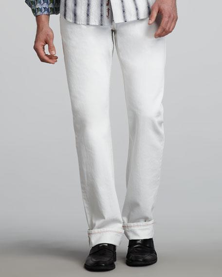 Classic Saratoga Selvedge Jeans