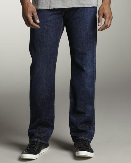 Standard Swedish Blue Jeans