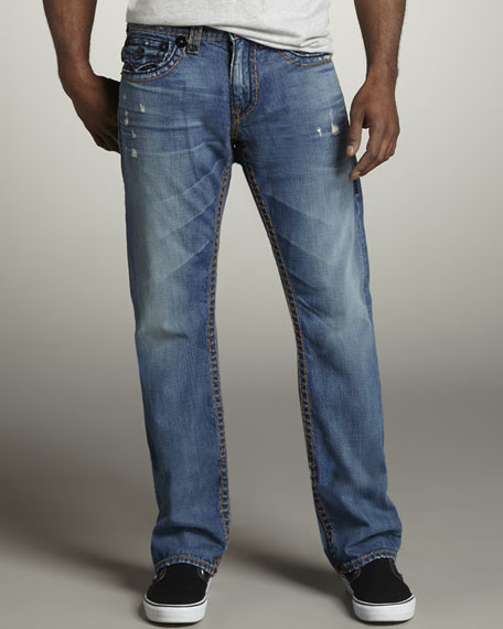 Ricky Trail's End Jeans