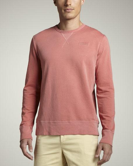Waves Crewneck Sweatshirt