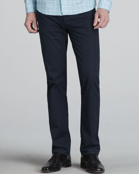 Duncan Slim Pants, Navy