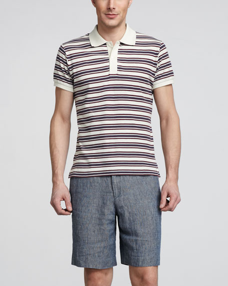 Smith Linen Shorts