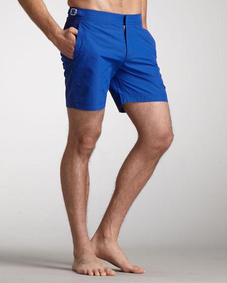 Bulldog Swim Shorts, Mazanine