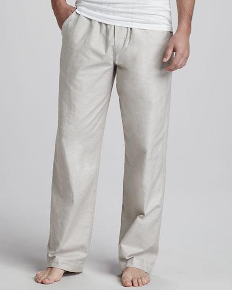 Woven Lounge Pants