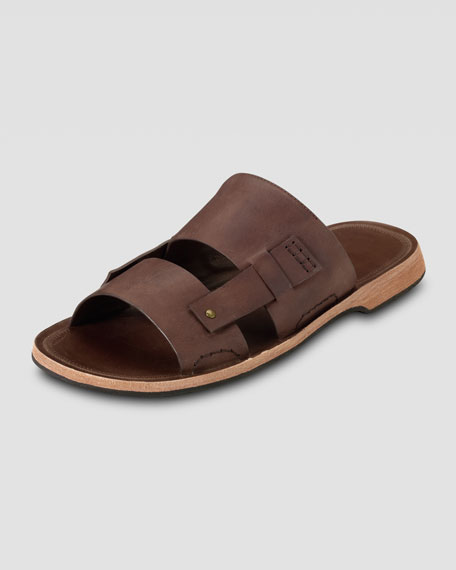 Pine Point Slide Sandal