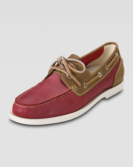 Air Yacht Club Boat Shoe
