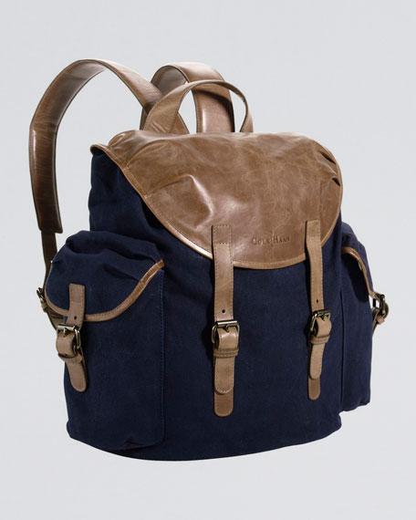 Merced Two-Tone Backpack