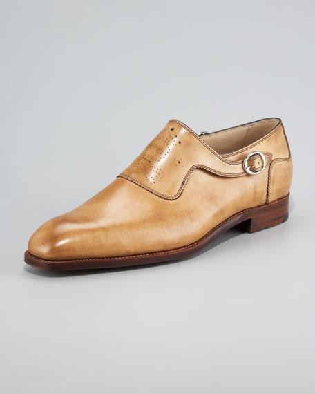 Euston Monk-Strap Loafer
