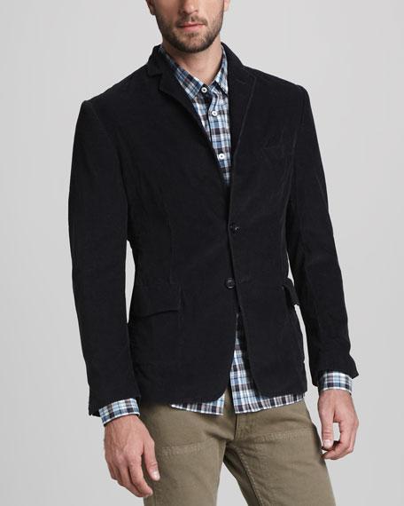 Wesley Mini-Cord Jacket