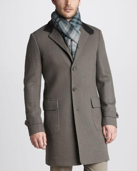 Novalis Cashmere-Blend Coat