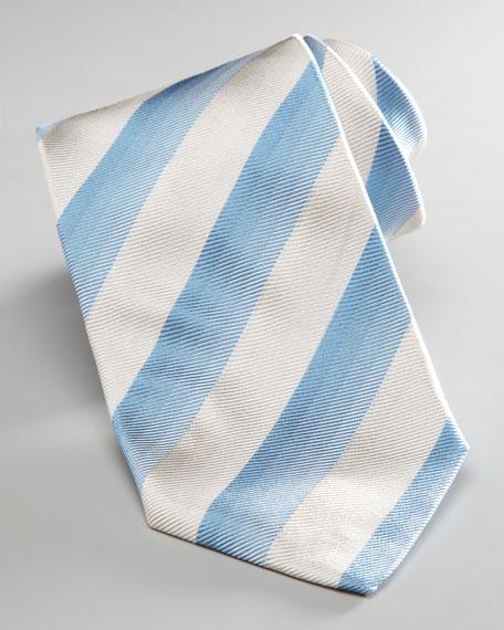 Ombre Striped Tie