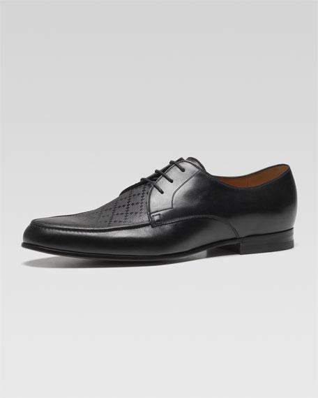 Bonnard Diamante Lace-Up Shoe