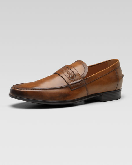 Goudin Interlocking G Loafer