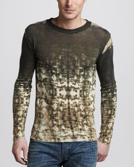 Python-Print Sweater