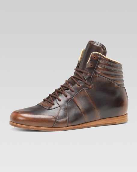 Aldous Sporting Lace-Up Boot