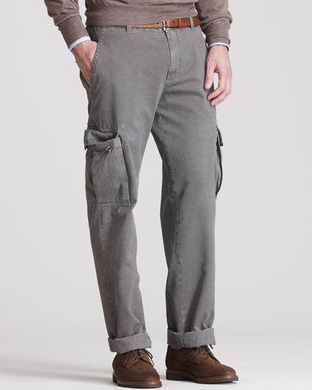 Basic Cargo Pants