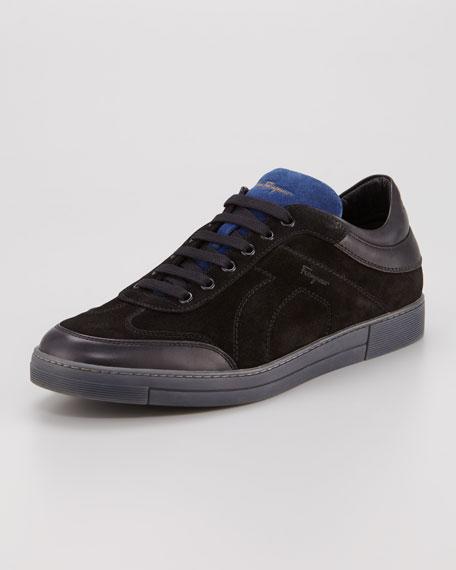 Andria Black/Blue Sneaker