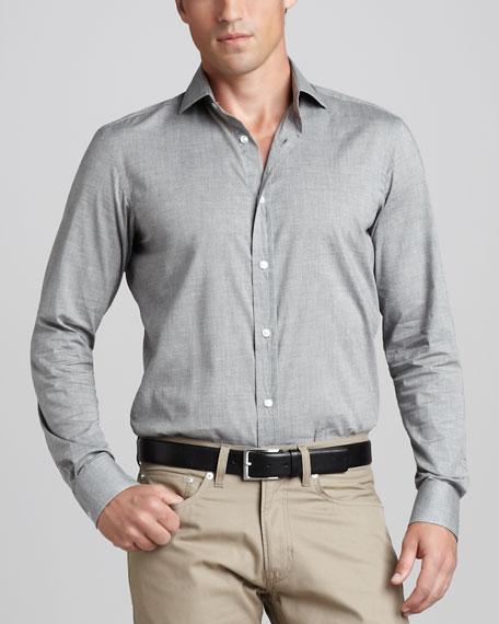 Sport Shirt, Light Gray