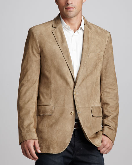 Anthony Suede Sport Coat