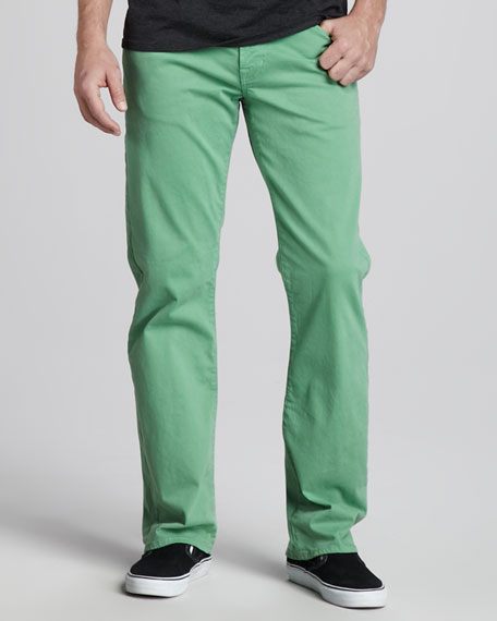 Protege Green Grass Jeans