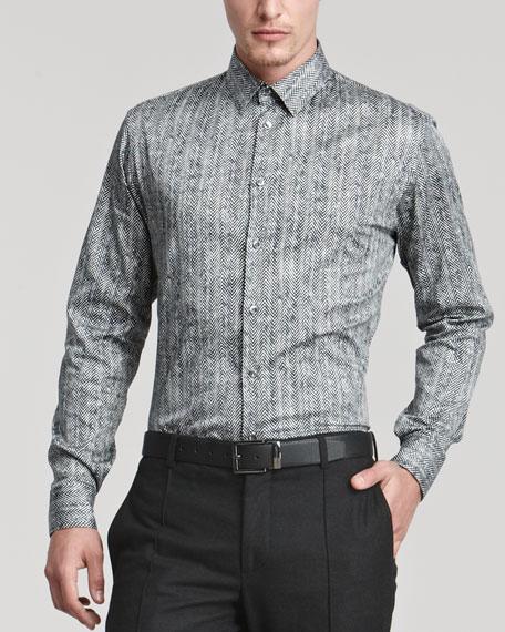 Herringbone Shirt