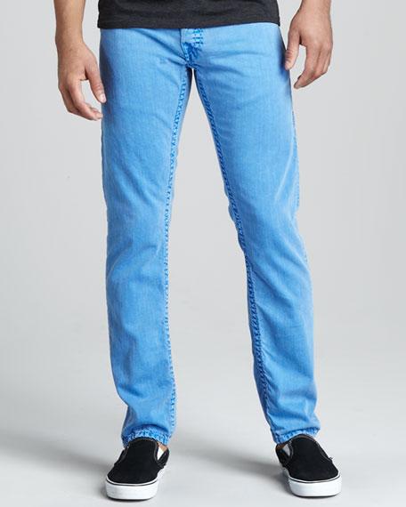 Jack Overdyed PX Royal Blue Jeans