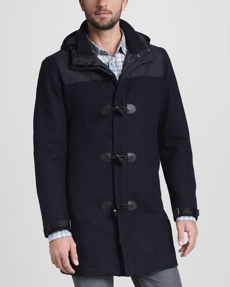 Toggle Down Coat