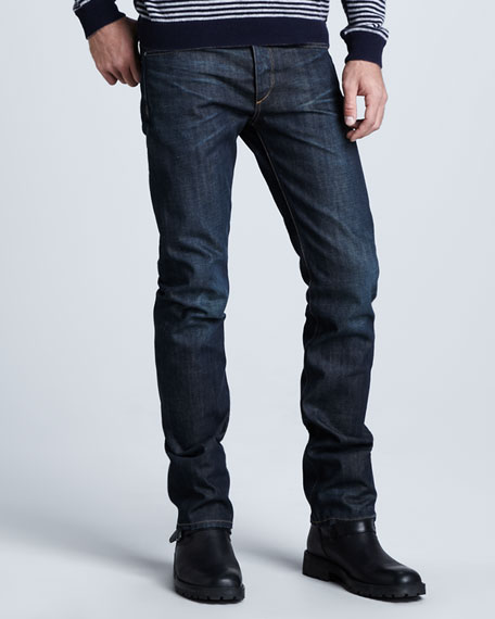 Dover Slim Straight Pants