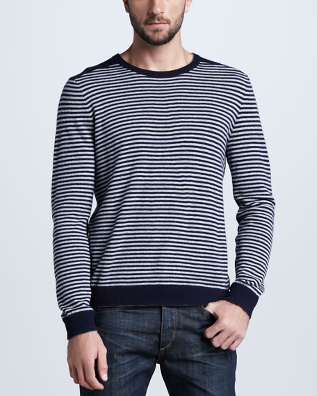 Wool Stowe Crew Sweater
