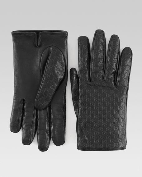 Men's Gloves, Black