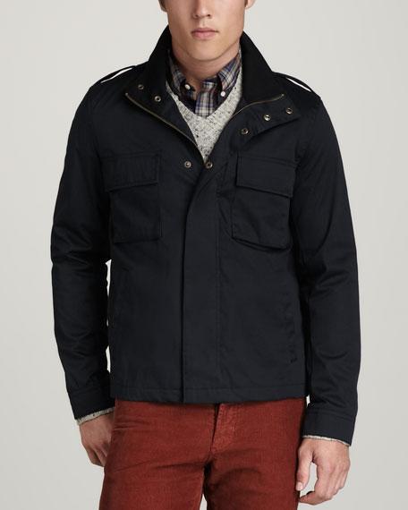 Double-Face Field Jacket
