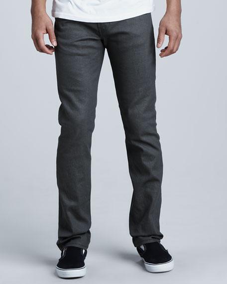 Kane Raw Olive Jeans