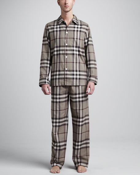 Check Pajamas
