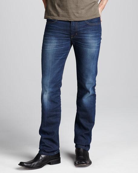 Athlete Dominic Jeans