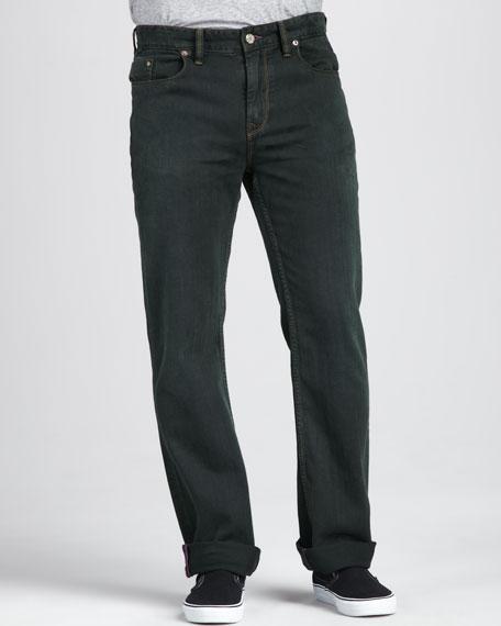 Southpaw Jeans, Pine