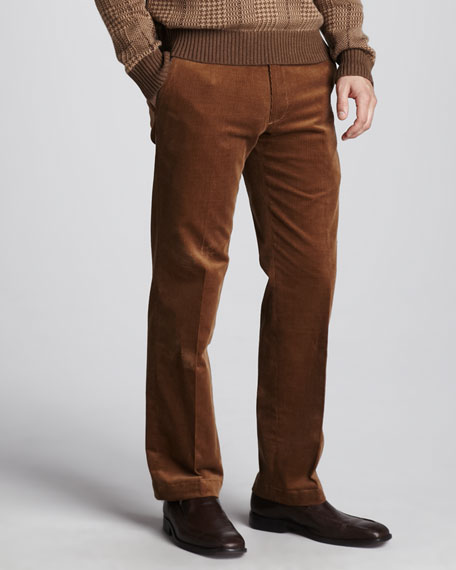 Suffield Corduroy Pants