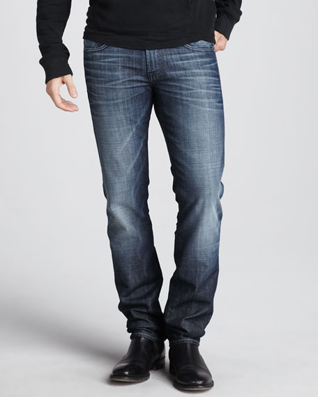 The Straight Crater Lake Jeans