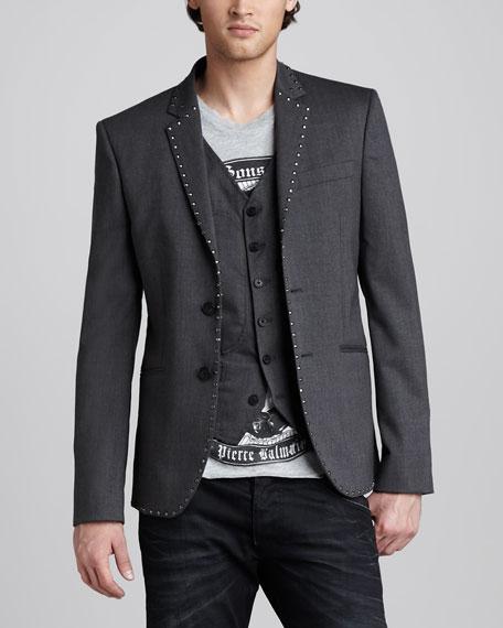 Studded Jacket & Vest