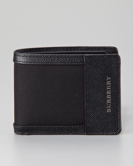 Nylon Hipfold Wallet