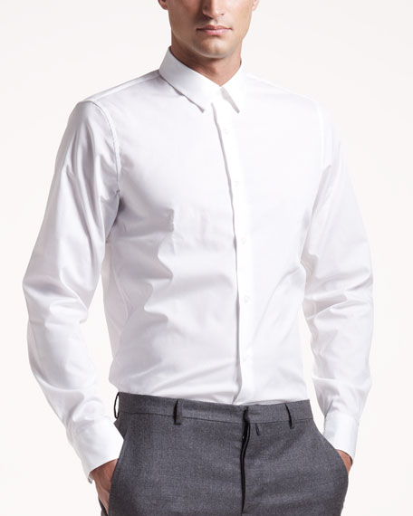Lava Stretch-Cotton Shirt