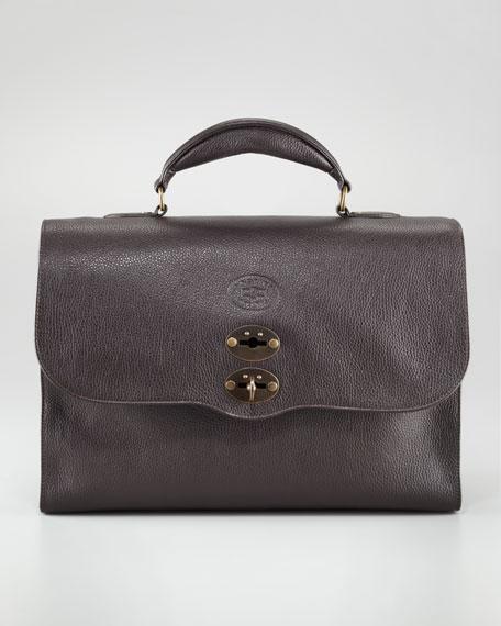 Flap Messenger Bag