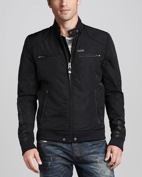 Jeffir Heavy Zip Jacket
