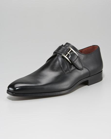 Monk-Strap Loafer, Black