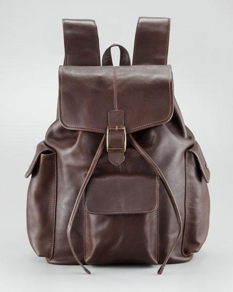 Bonham Leather Backpack