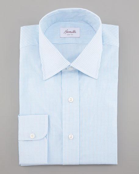 Grid Dress Shirt