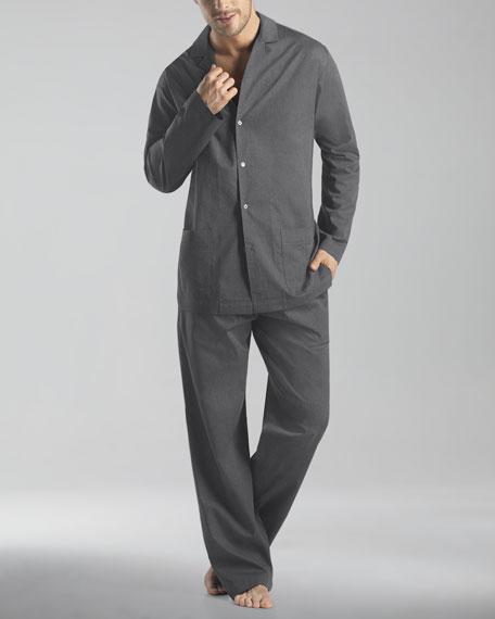 Madison Woven Pajamas