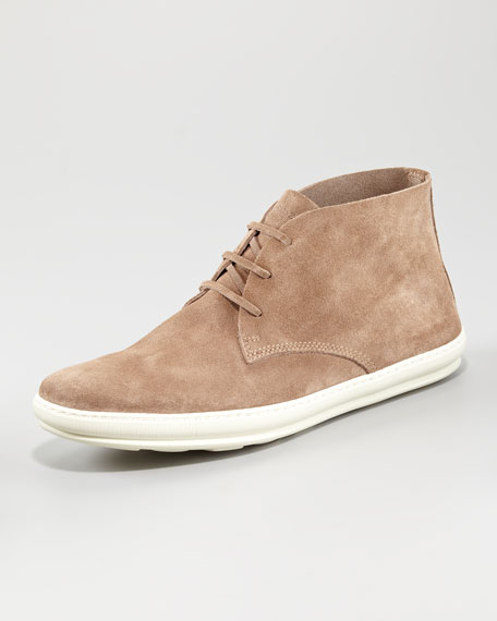 Highway Suede Chukka, Taupe