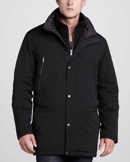 Avalanche Breathable Rain Coat