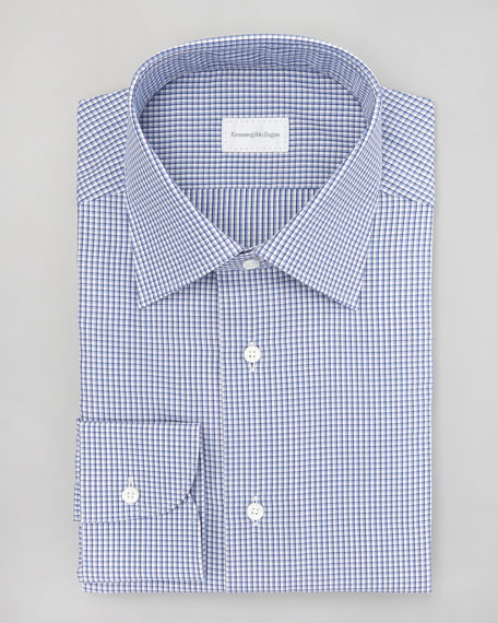 Check Dress Shirt
